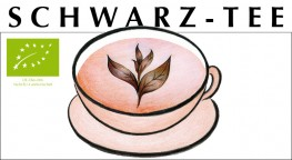 Schwarztee Ingwer BIO