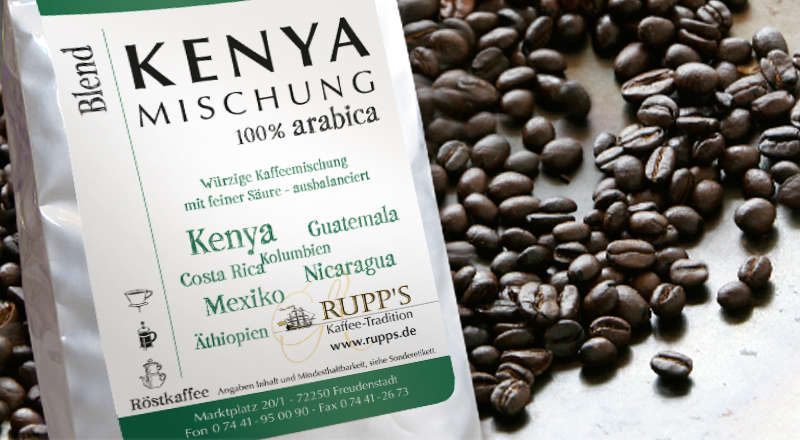 Kenya Mischung (Edel) 250 gr.