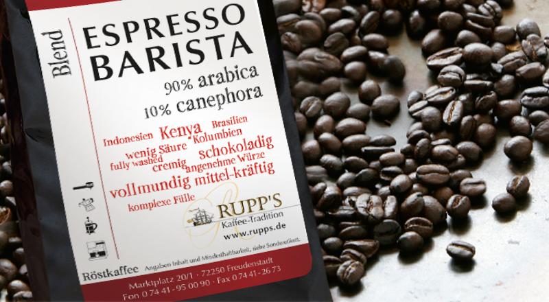 Espresso Barista 1000gr.