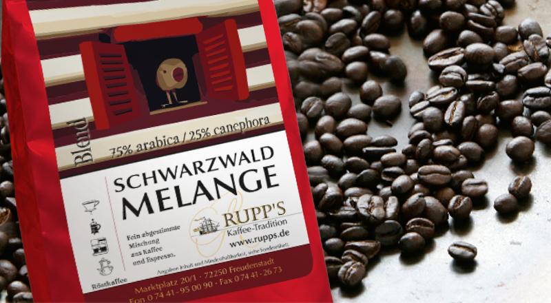 Schwarzwald-Melange 250 gr.
