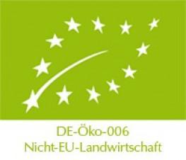 DE-Öko-006 Aus Nicht-EU-Landwirtschaft