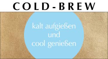 COLD BREW Pfirsich