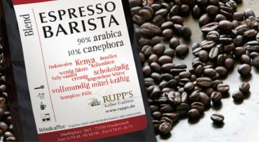 Espresso Barista 500gr.
