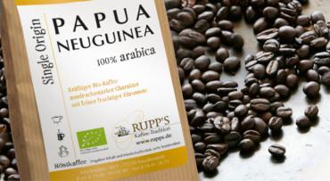 Papua Neuguinea PSC Bio Arabica