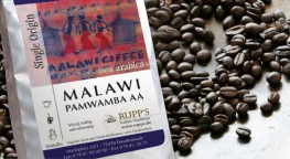 Malawi Pamwamba AA Arabica 500 gr.