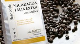"""Nicaragua """"Talia Extra"""" AAA Arabica  250 gr."""