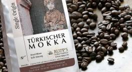 Türkischer Mokka hell geröstet 250 gr.